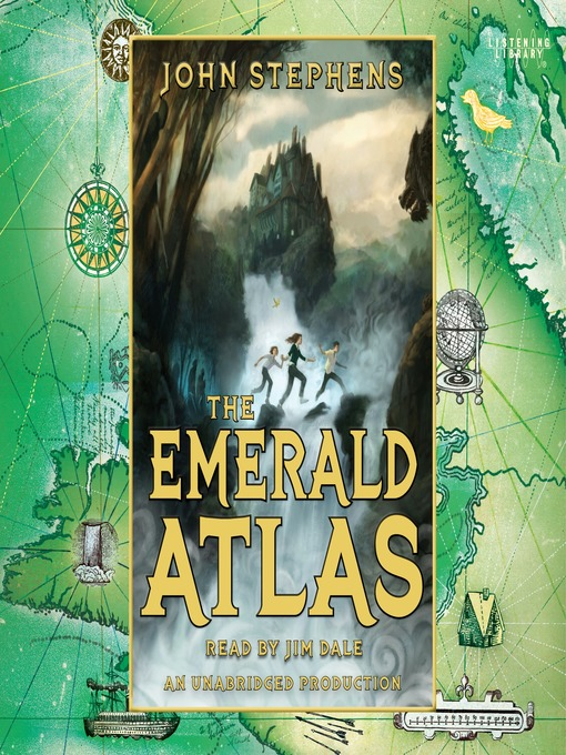 Title details for The Emerald Atlas by John Stephens - Wait list
